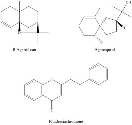 Agarwood-compounds